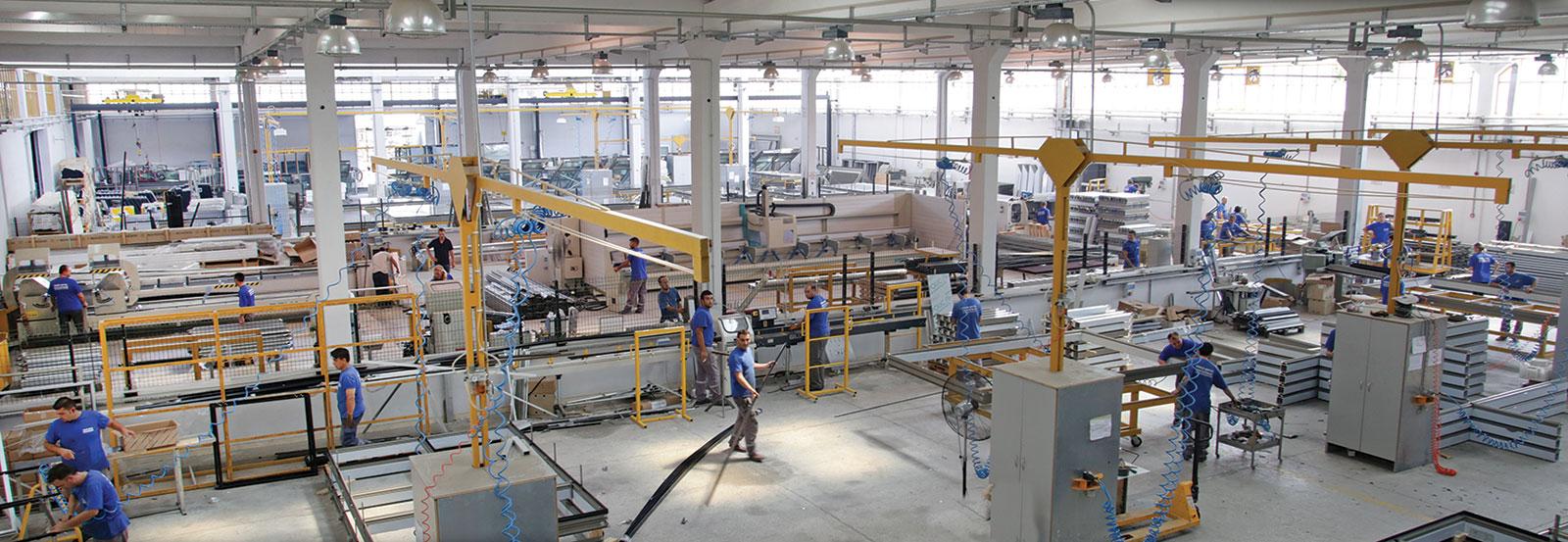 Temiz Metal Fabrika Resmi
